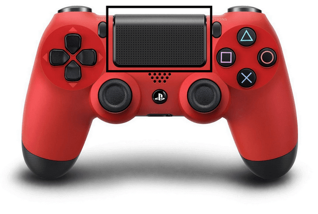 manette-ps4-rouge-FPS
