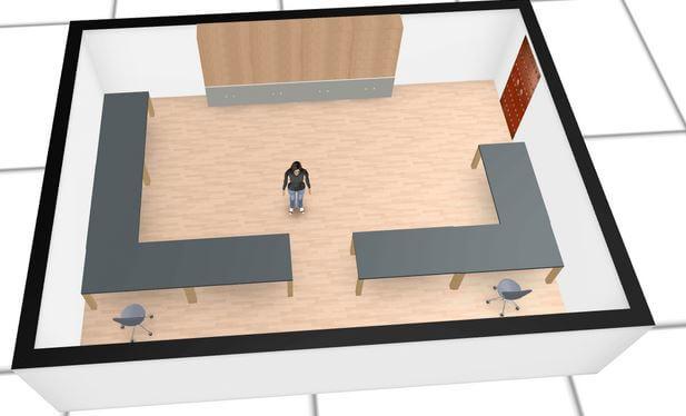 Comment mod liser gratuitement vos plans 3d ou 2d bureau for Plan cuisine 3d kozikaza