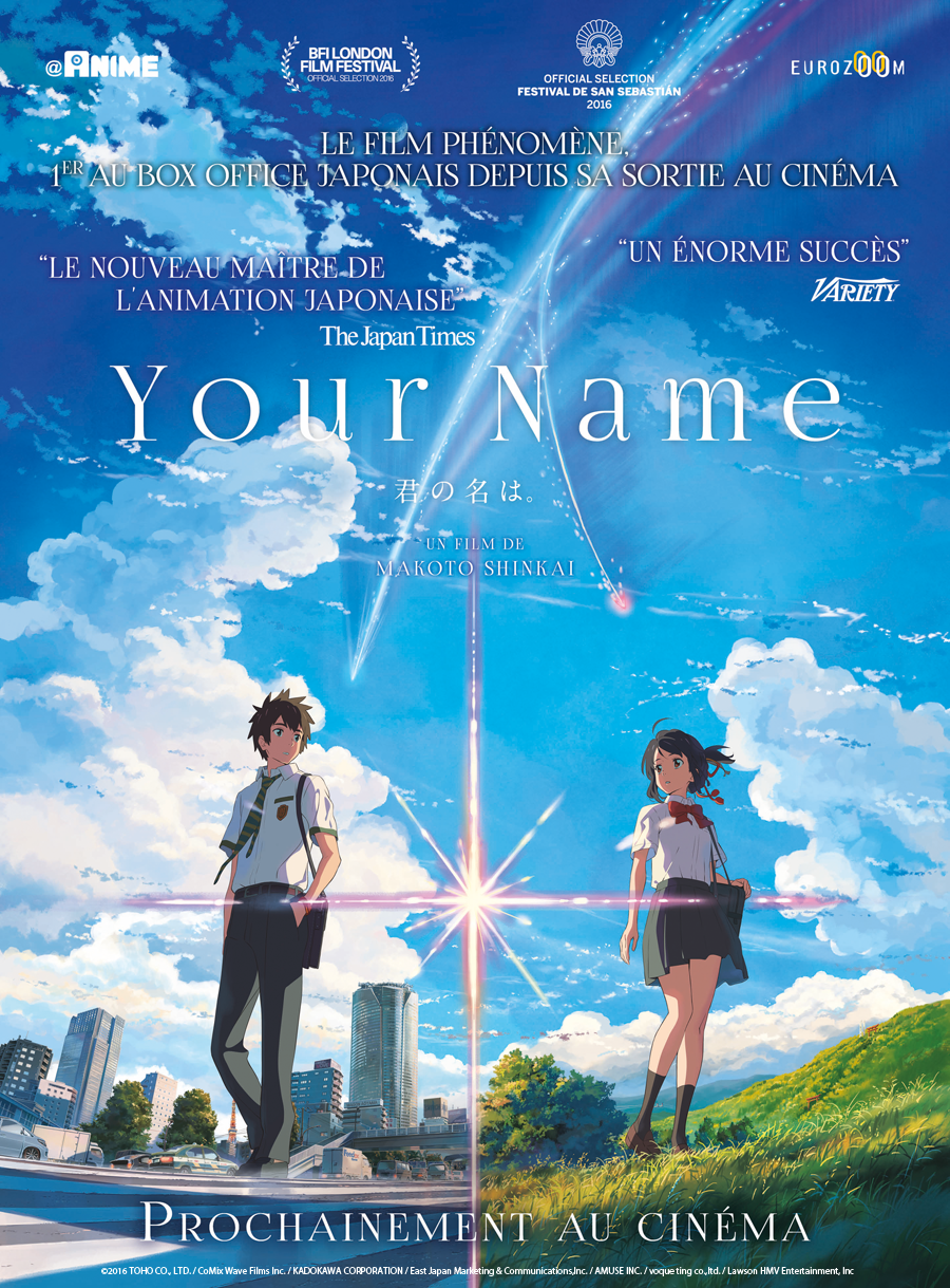 Your name (film d'animation japonais) Your-Name