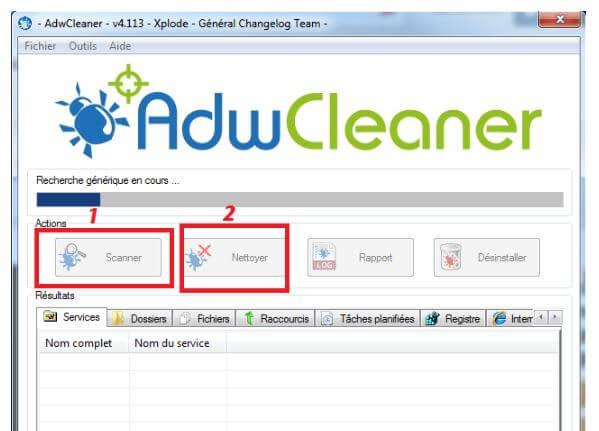 Comment d sinfecter son ordinateur nettoyer son pc blog sur la culture geek l 39 high tech et - Comment nettoyer de l etain ...