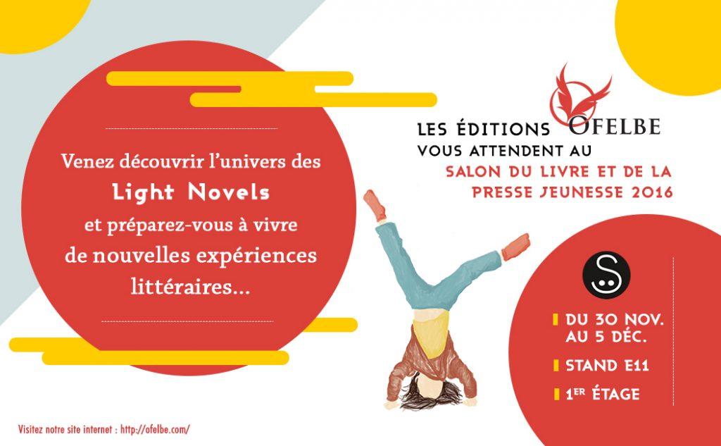 Ofelbe sera pr sent au salon du livre et de la presse for Salon du livre jeunesse montreuil