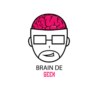 Logo Brain De Geek