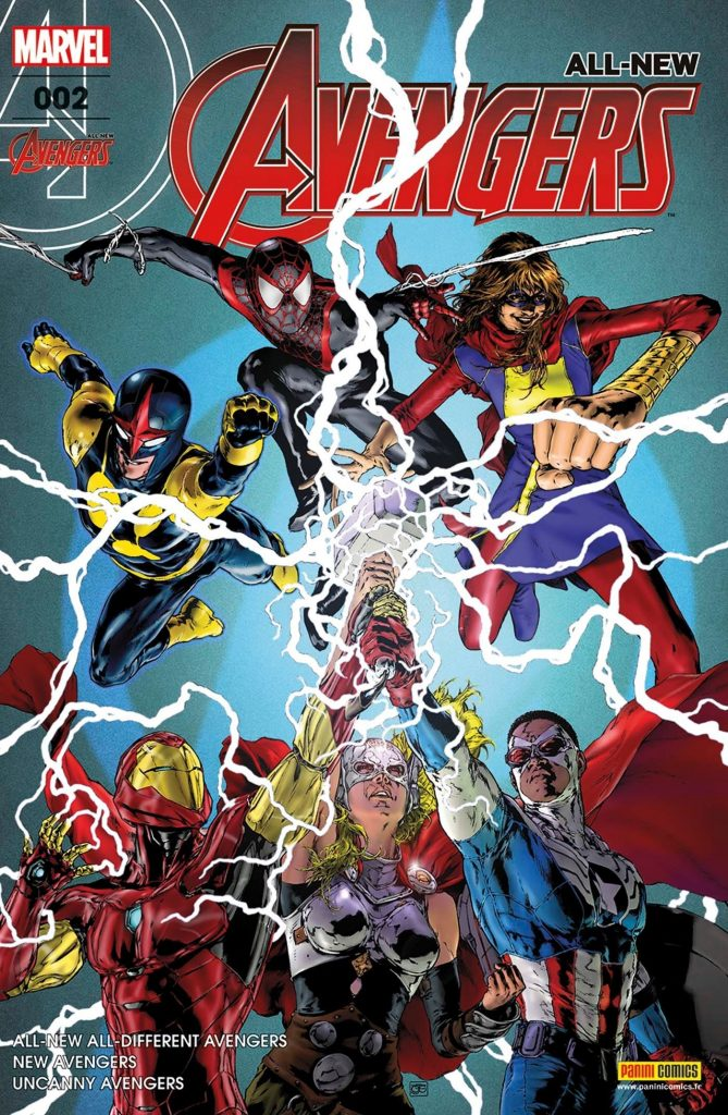 Review all new all different avengers 2 - Avengers 2 telecharger ...