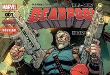 Salut les brains, je vous retrouve cette semaine pour le 6ème mois consécutifs de critiques des comics All New Marvel publiés chez Panini Comics. Petit changement cette semaine puisque je vais vous parler de All New Deadpool Hors-Série #1