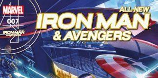 All New Iron Man & Avengers #7