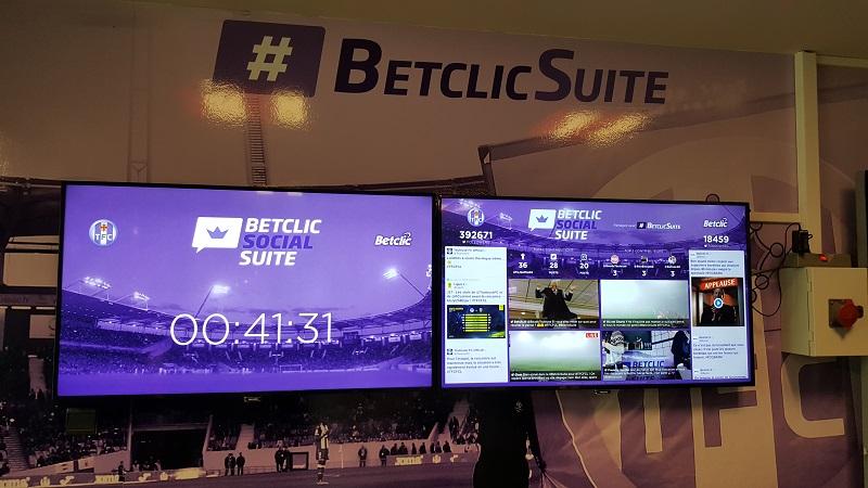 Betclic Suite