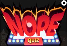 Nope Quiz