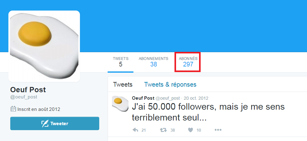 compte twitter oeuf_post