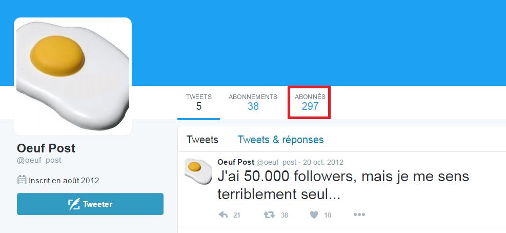 compte-twitter-oeuf_post Ils ont acheté 50 000 followers en 2012 et voici le résultat.