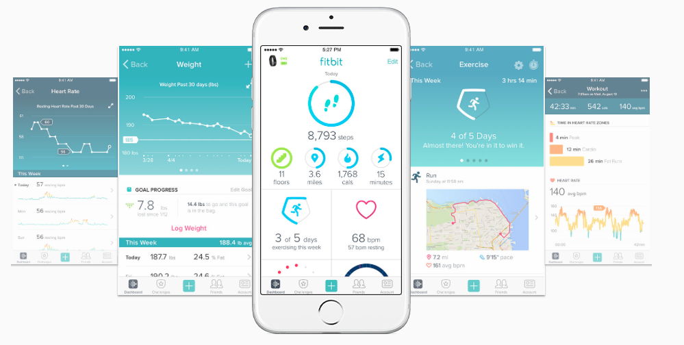 fitbit-application