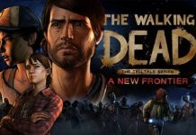 The Walking Dead : The Telltale Series – A New Frontier