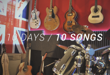 10 Days / 10 Songs