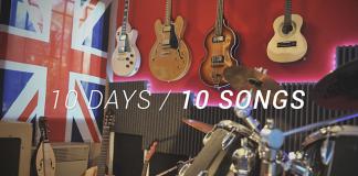 10 Days / 10 Songs