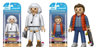 Funko V Playmobil