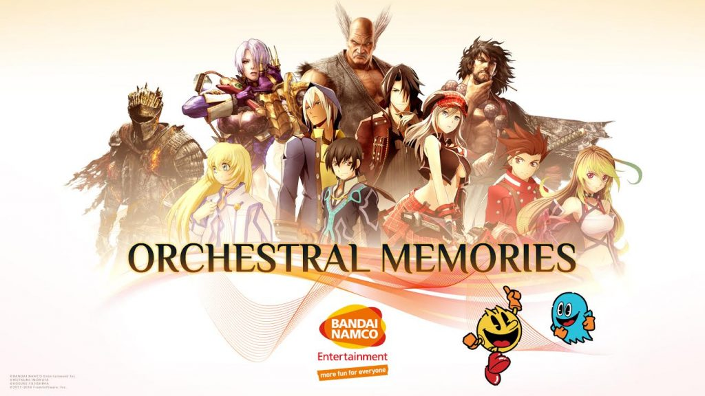 Orchestral-Memories-1024x576 Orchestral Memories, concert orchestrale donnant vie aux meilleures musiques des jeux vidéo