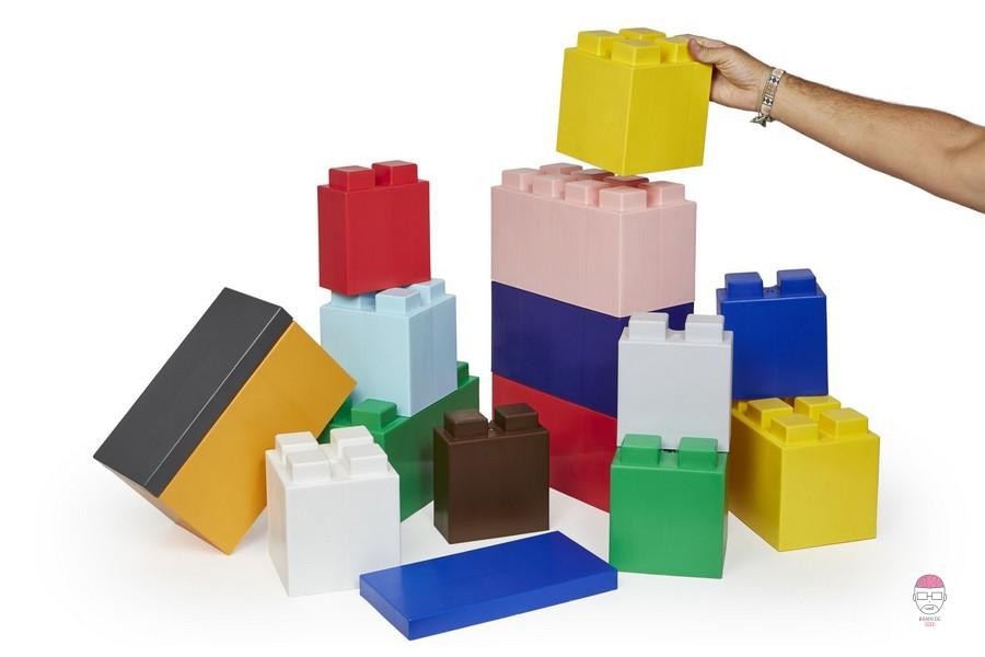 bloc lego geant