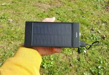 Batterie solaire Aukey