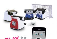 Kit 2 mini robots Bluetooth Athlete de Beewi