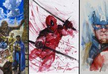 exposition & vente comics