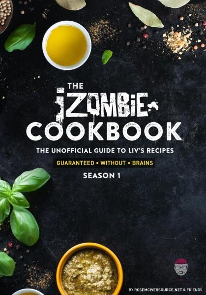 izombie cookbook
