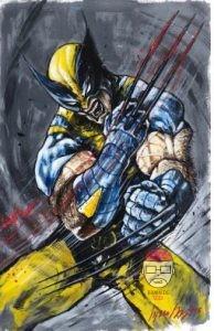 wolverine-comics-194x300 Exposition & vente aux enchères de comics