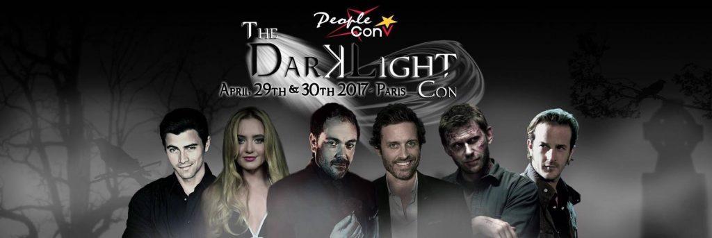 DARK LIGHT CON PARIS
