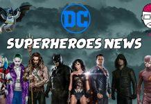 DC Superheroes News #1