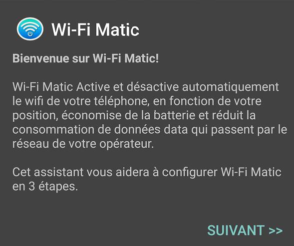 Wi-Fi Matic