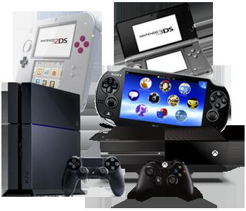console de jeux blog sur la culture geek l 39 high tech et. Black Bedroom Furniture Sets. Home Design Ideas