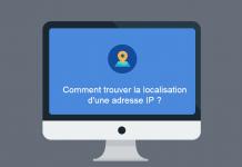 localisation IP