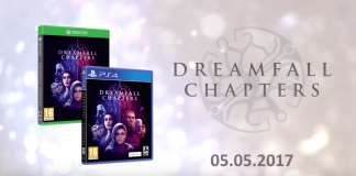 Dreamfall chapters PS4 XBOX one