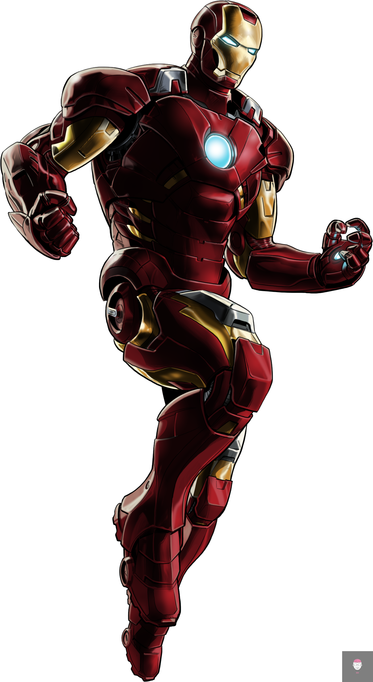 mon super h ros moi 1 mon iron man moi braindegeek. Black Bedroom Furniture Sets. Home Design Ideas