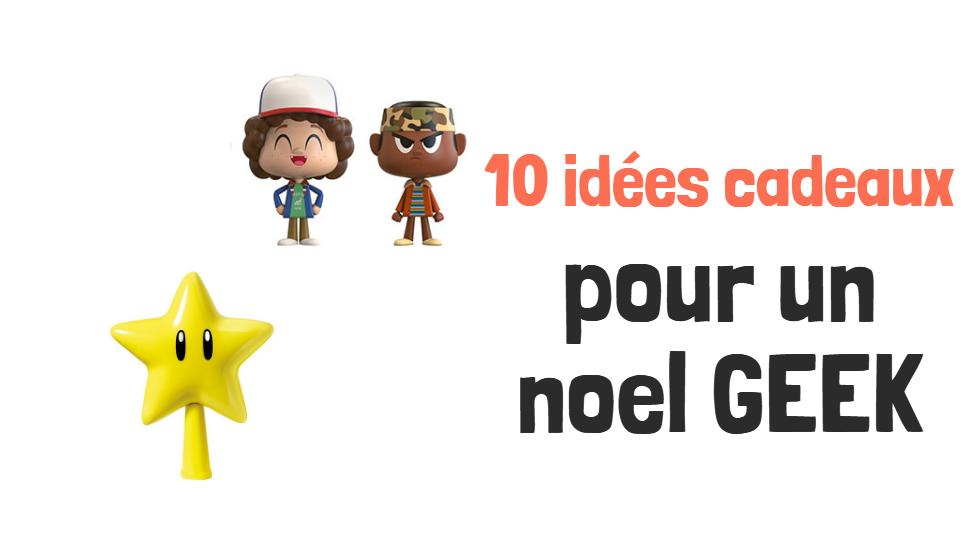 Idée De Cadeau Pour Noël.10 Idées Cadeaux Pour Un Noel Geek Blackfriday Braindegeek