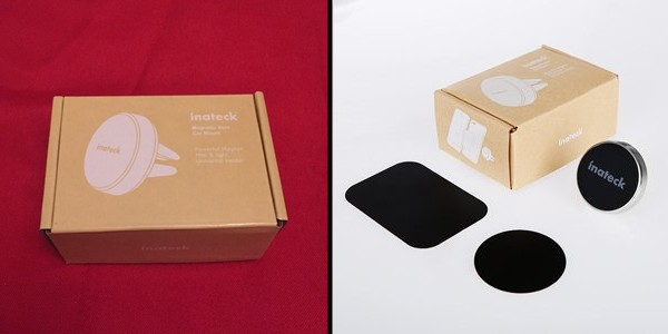 packaging support voiture