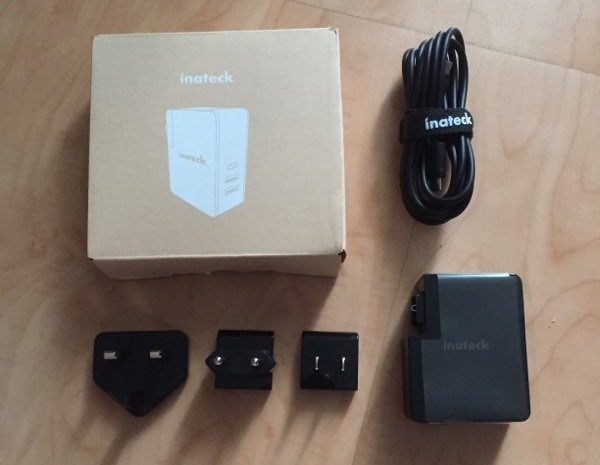 chargeur international multiport