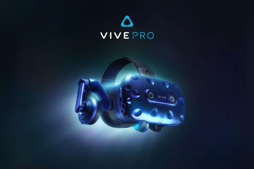 CES 2018 - HTC Vive Pro