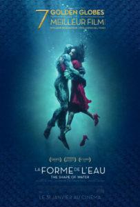 [Avis] La forme de l'eau de Guillermo del Toro 1