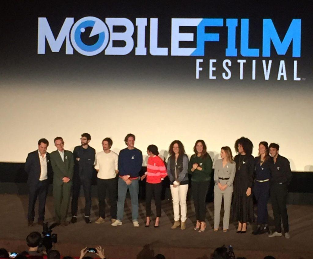Le palmarès de la 13 ème édition du Mobile Film Festival 1