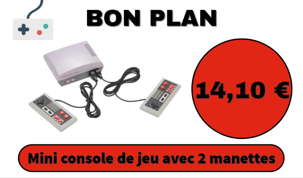 Mini console de jeu