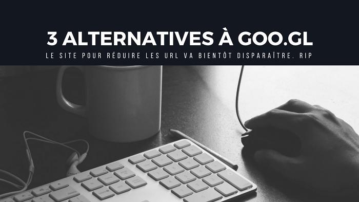 3 alternatives à goo.gl