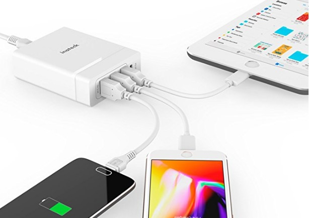 chargeur usb multiport