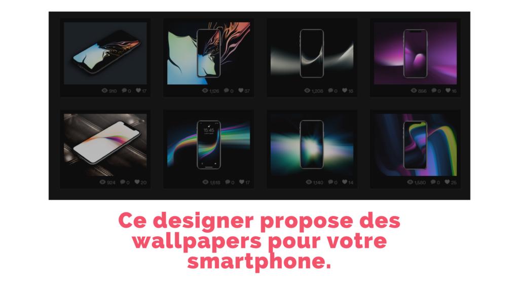 wallpaper HD iPhone gratuit