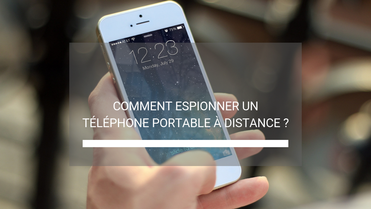 espion portable a distance