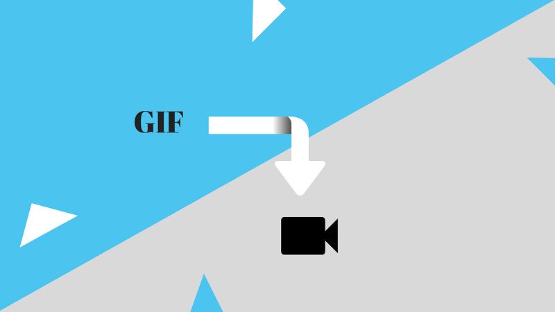 GIF en vidéo
