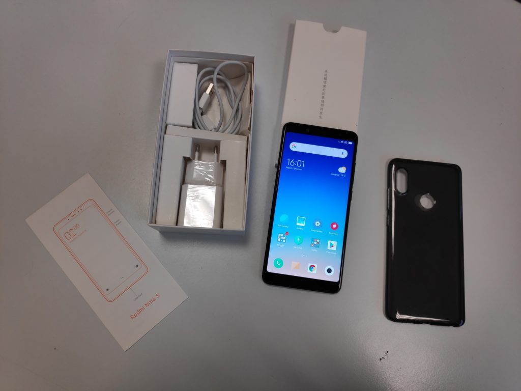 [TEST] Redmi Note 5, un des meilleurs rapport qualité / prix en 2018 ! 1