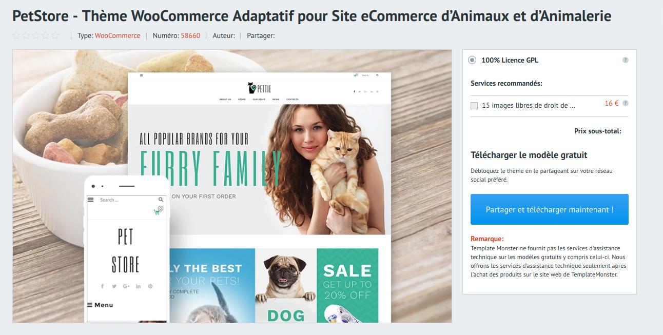 Les thèmes Woocommerce, une solution idéale pour votre boutique en ligne 1