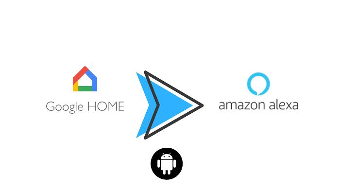 Android, mettre Alexa par défaut à la place de Google 1