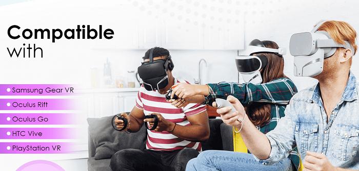 Feelreal, la réalité virtuelle a maintenant une odeur ! 1