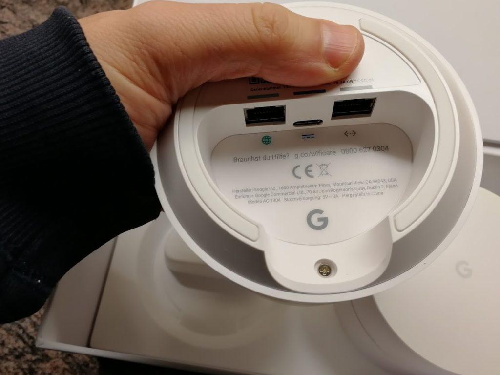 [Test] Google Wifi, c'est quoi ? comment ça marche ? 1