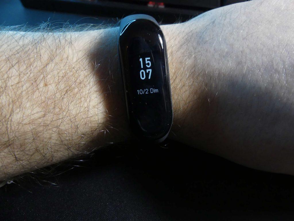 [Test] Xiaomi Mi Band 3, le tracker d'activité 1